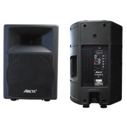 Recinto sonorizacion ampliada 230vac 150w rms hp 12 ' artic lector mp3 usb introducido línea micro
