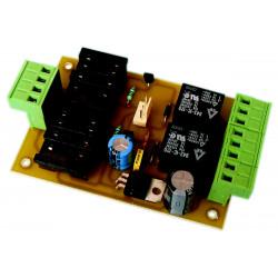 Modulubertragung fur 2 detektoren magnetischer schnalle dbm12 alim 12v à 24v dc ubertragung 7a 250v