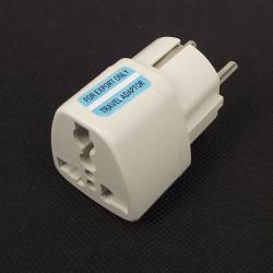 Reiseadapter stromversorgungsadapter adapter euro stecker englischer stecker elektrischer adapter 16a 250vac elektrischer adapte