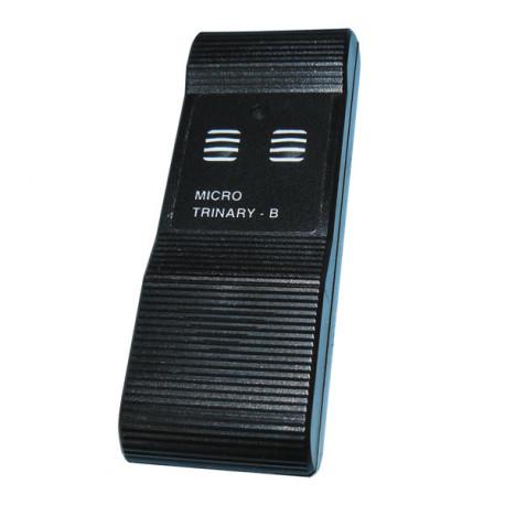 2 channel mini remote 30/100m mcrtry 29.82mhz f40 remotes albano Sirio