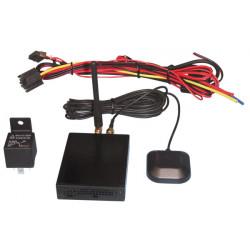 Affitto di monitoraggio gps plotter veicolo automobile 7 giorni di rilevamento di monitoraggio nave