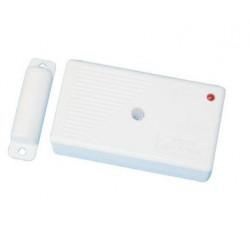 Detecteur ouverture magnetique alarme contact sans fil 20/50m 433mhz pour r1 r4 ctx3h detecteurs