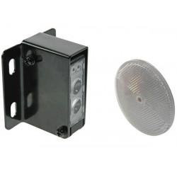 Sensor fotoelectrico, retrorreflexion, ip66 ca cc 12~250v 12v 24v 48v 110v 220v 230v 10m