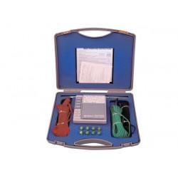 Affitto analogico metro tester della resistenza di terra di controllo di protezione da fulminazione a casa avm52ert