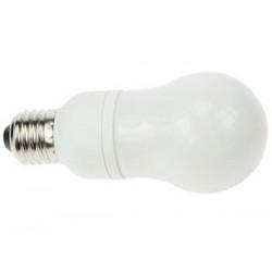 Lampada fluorescente compatta e27 230v 7w 40w equivalenza illuminazione 220v 240v 2700k basso consumo