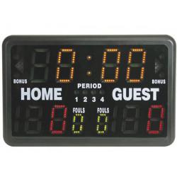 Tabella di visualizzazione conto alla rovescia wt3116 banco espositore sport pallacanestro pallamano