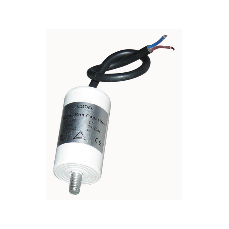 Farad capacitor micro µF to