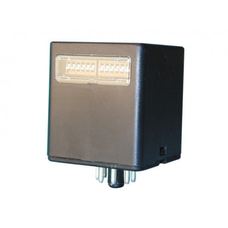 1 channel radio receiver 31mhz 12vcc/24vca repackages ae/rxpr40968 receptors transmissions