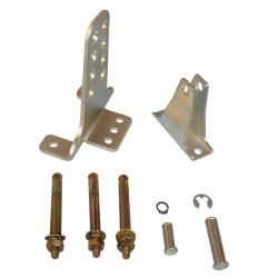 Motor fastening automatism motorisation 310 320 410 420 510 520 automatism