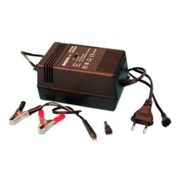 Cargador electronico automatico baterias recargables 220vca 6 12vcc 1800ma vl612lae cargadores electronicos alimentacion