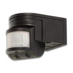 Infrarosso a tenuta stagna 220vca 1000w 10m nero illuminazione automatica attivata da allarme radar a detettore volumetrico illu