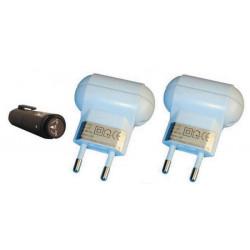 Pack 3 ultraschallgerat gegen schnaken ultraschallabwehr ultraschallgerate schnakenvertreiber (2 rmt + 1 rm2)r