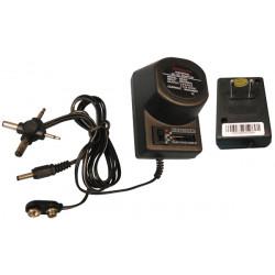 Universal power adapter 5v 6v 7 5v 9v 12v 13 5v 15v dc 2 4A
