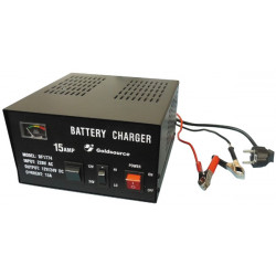 Battery charger battery charger 12/24v 15a 220vac output 220v metal case
