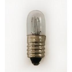 Ampoule lampe eclairage lumiere tube e10 220v 3w 4w 5w t10*28 230v 240v 255v