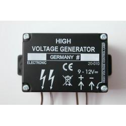 eletrificador modulado 9v 12v descarga eléctrica 1000v cercado máximo 100m animales cerca léctrico animales