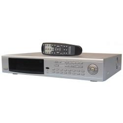 Magnetoscopio digital reacondicionado ip rj45 registro dvr 16 canales camara video 16ch 1606a+