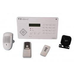System drahtlos alarmgabe telefon ham06ws fernbedienung infrarot-touch