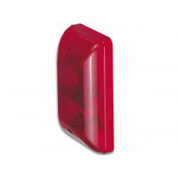 Outdoor siren & strobe for concealed installation