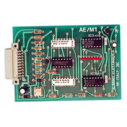 Circuito electronico de zona para beta6, delta10, gama18 centrales alarmas electronica protecciones circuitos alarma