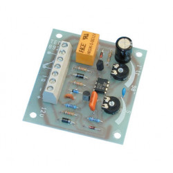 Modul des zeitsteuerungsrelais 12vdc 0 bis 4mm elektronisches modul fur alarmanlage sicherheitstechnik