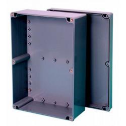 Cofanetto plastica porta batterie ricaricabili pvc stagno 265x185x95mm 12v6 contenitore plastica custodia batterie