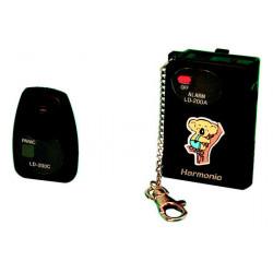 Allarme di sorveglianza a distanza elettronico per neonato bambino (portata da 10 a 20 metri) ld200s ricettore sorveglianza bebe