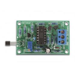 Universal temperature sensor