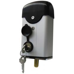 Electric bolt lock 220v 230v electromagnetic elt08 closing gate door barrier