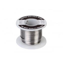 Schweißrolle 100gr Sn 60% Pb 40% 1mm 100g Kern Zinn Harz Eisen Schweißmaschine