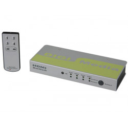 Hdmi v1.3 switcher 4 to 1 with remote control