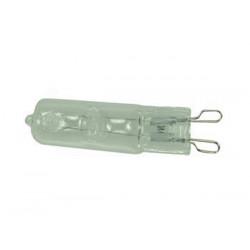 Lampada alogena 220v g9 20w 230v opaco lhalg920f1 240v lampada luce luci