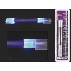 Uv tubo luce nera ha 25 centimetri 12v trasformatore con automobilistica illuminazione integrata flrod3 ultravioletta