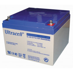 Rechargeable battery 12v 26ah