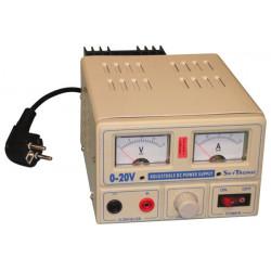 Electric power supply laboratory unit main supply 220vac 0 15vdc 2a laboratory unit electrical supply laboratory power supply