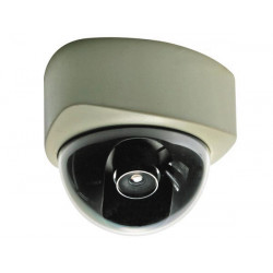 Camera video dome antivandale factice etanche camd6 fausse surveillance magasin boutique velleman