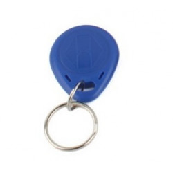 1 pce EM4305 Copy Rewritable Writable Rewrite EM ID keyfobs RFID Tag Key Ring Card 125KHZ Proximity Token Access Duplicate