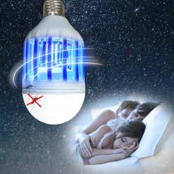 2 Modus E27 LED Moskito Killer Birne UV elektrische Falle Lampe Licht Insekt Fliegen Pest Outdoor Indoor Greenhouse Restaurant K