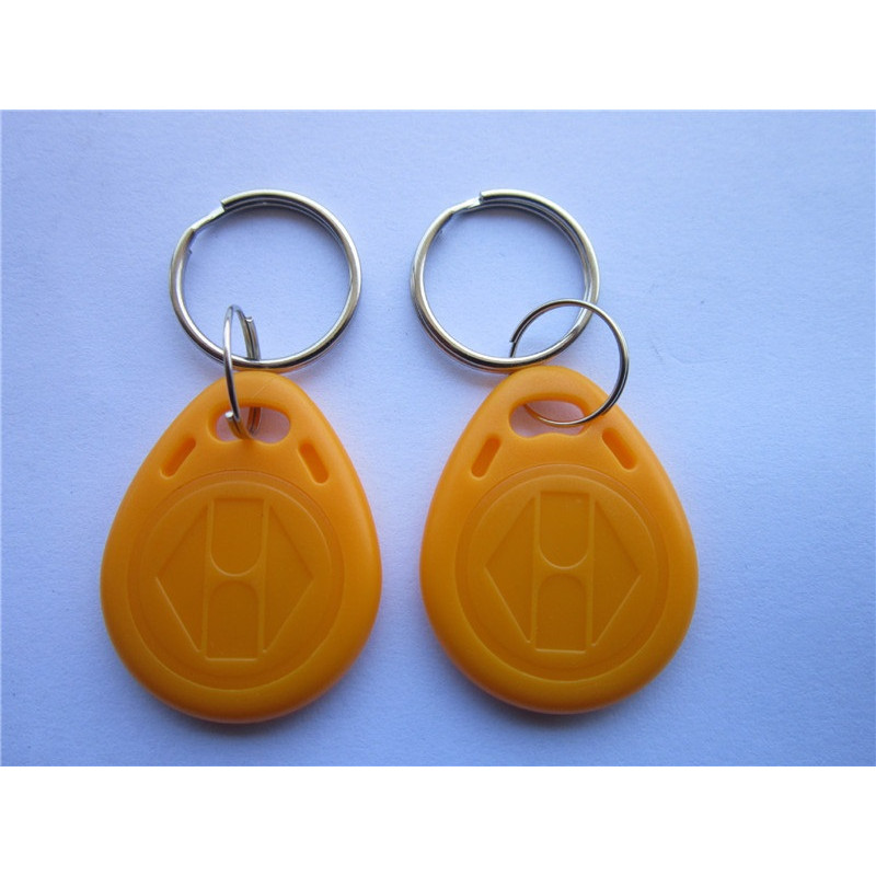 1 pce EM4305 Copy Rewritable Writable Rewrite EM ID keyfobs RFID Tag Key  Ring Card 125KHZ Proximity Token Access Duplicate - Eclats Antivols
