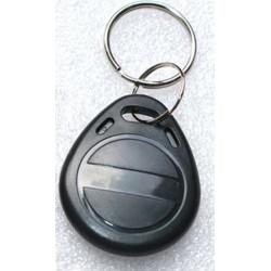 1 pce EM4305 Copy Rewritable Writable Rewrite EM ID keyfobs RFID Tag Key Ring Card 125KHZ Proximity Token Access Duplicate