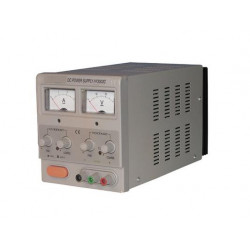 Electric power supply stabilised main supply 220vac 0 30vdc 2.5a laboratory unit electrical stabilised supply unit powering labo
