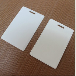125KHz rfid T5577 Thick Card Access Control System card RFID Card rewritable