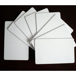 10 x T5577 Card Programmierbare RFID 125khz Rewritable Smart Tags In Access Control