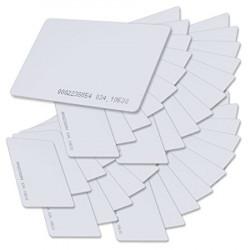 20 x T5577 Card Programmable RFID 125khz Etiquetas inteligentes regrabables en control de acceso