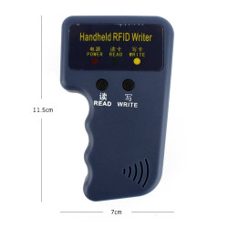 Handheld 125Khz RFID Card Reader Copier Writer Duplicator Programmer ID Card Copy