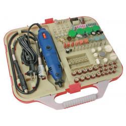 Juego de taladro de precisión eléctrico & grabado 162 uds.
