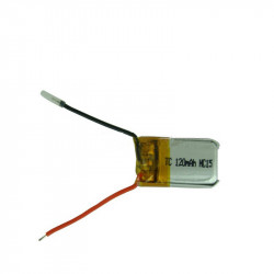 3.7V 120mAH 651523 Supply small remote control aircraft accessories helicopter Lipo Battery Li-polymer Battery