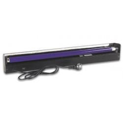 Lumiere noire 40w armature 220v vdl40uv jeu de lumiere eclairage lampe tube fluo uv ultraviolet