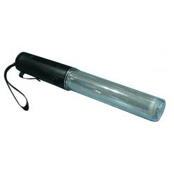 Baton lumineux 26cm torche Eclairage led lumiere blanche circulation route aeroport