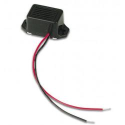 Buzzer a tono singolo 16-30vdc 15ma con oscillatore interno
